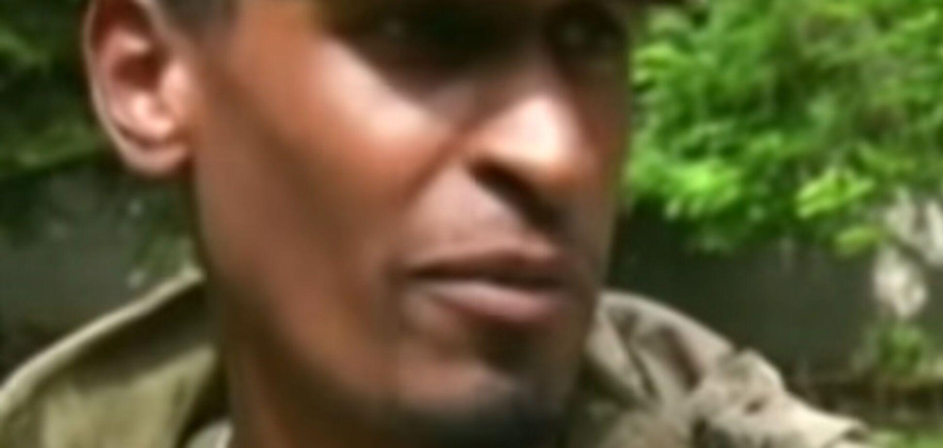 Стал б*ндеровцем: украинцев поразил африканец в рядах ВСУ на Донбассе