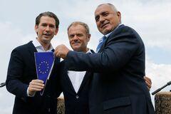 'Європа, яка захищає': Рада ЄС отримала нового голову