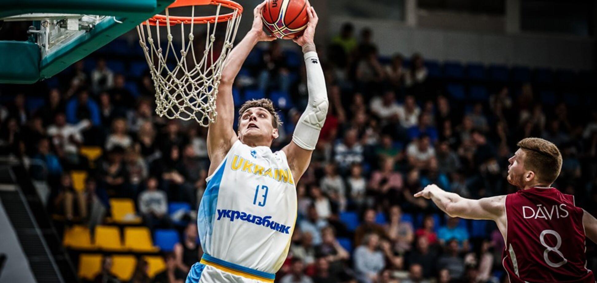 Украина в отборе на КМ-2019 по баскетболу: итоговое положение в группе