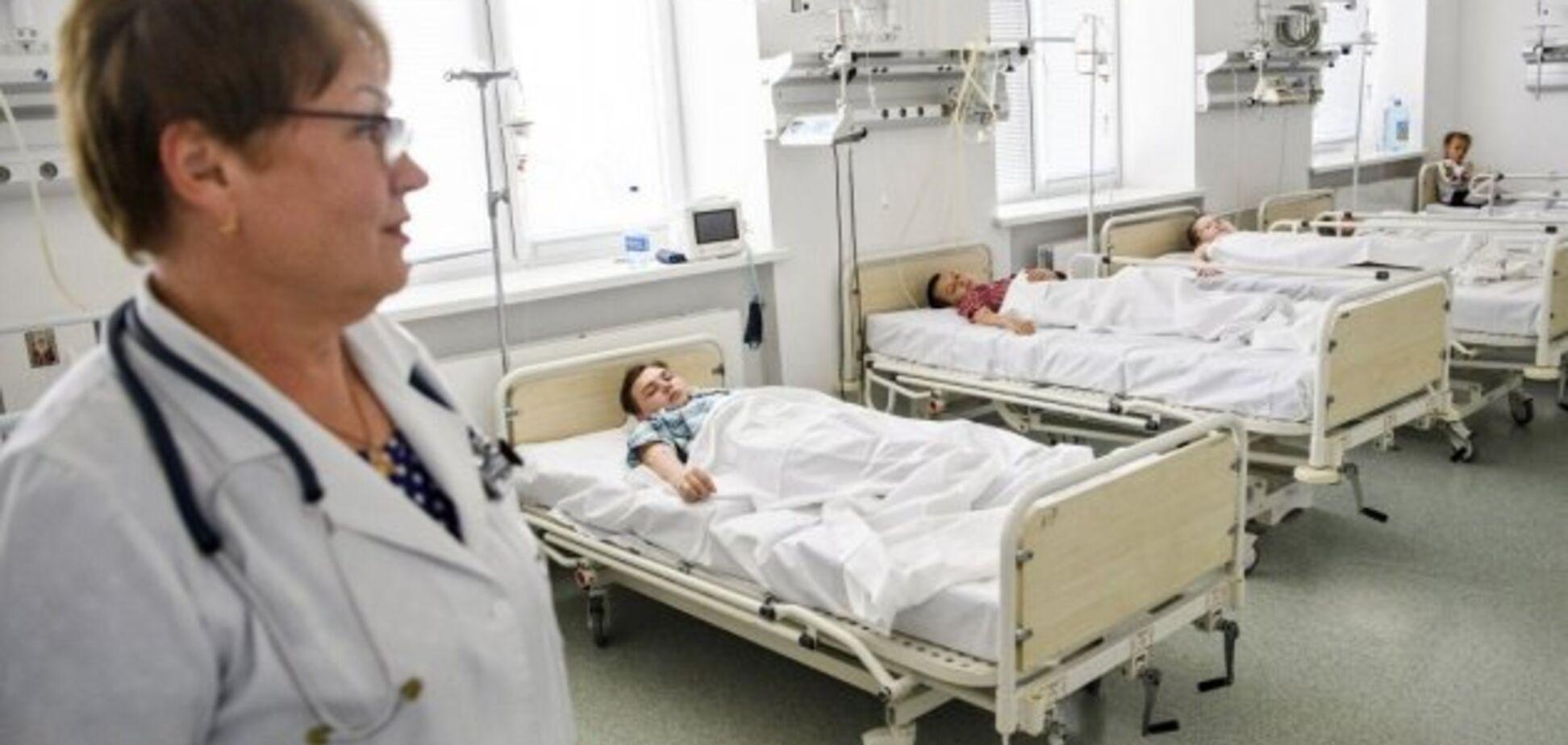 В Мариуполе после купания в море дети массово попали в больницу