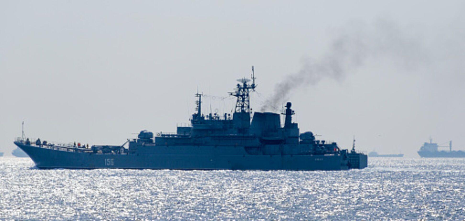 'Кордон просто зникає': Жданов пояснив, як Росія окуповує Азов