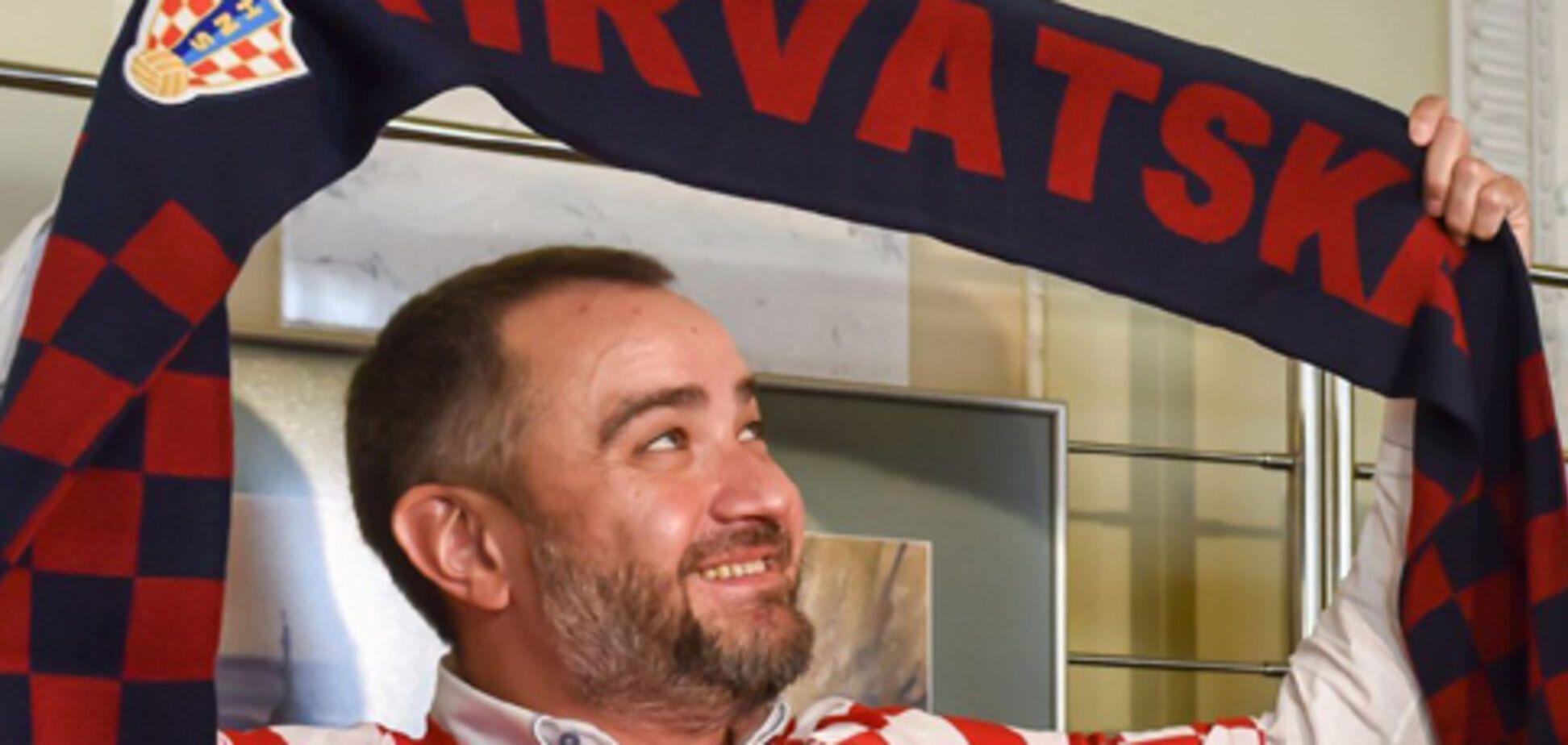 'Слава хорватському козакові': в Україні вирішили скинутися Вукоєвичу на штраф від ФІФА