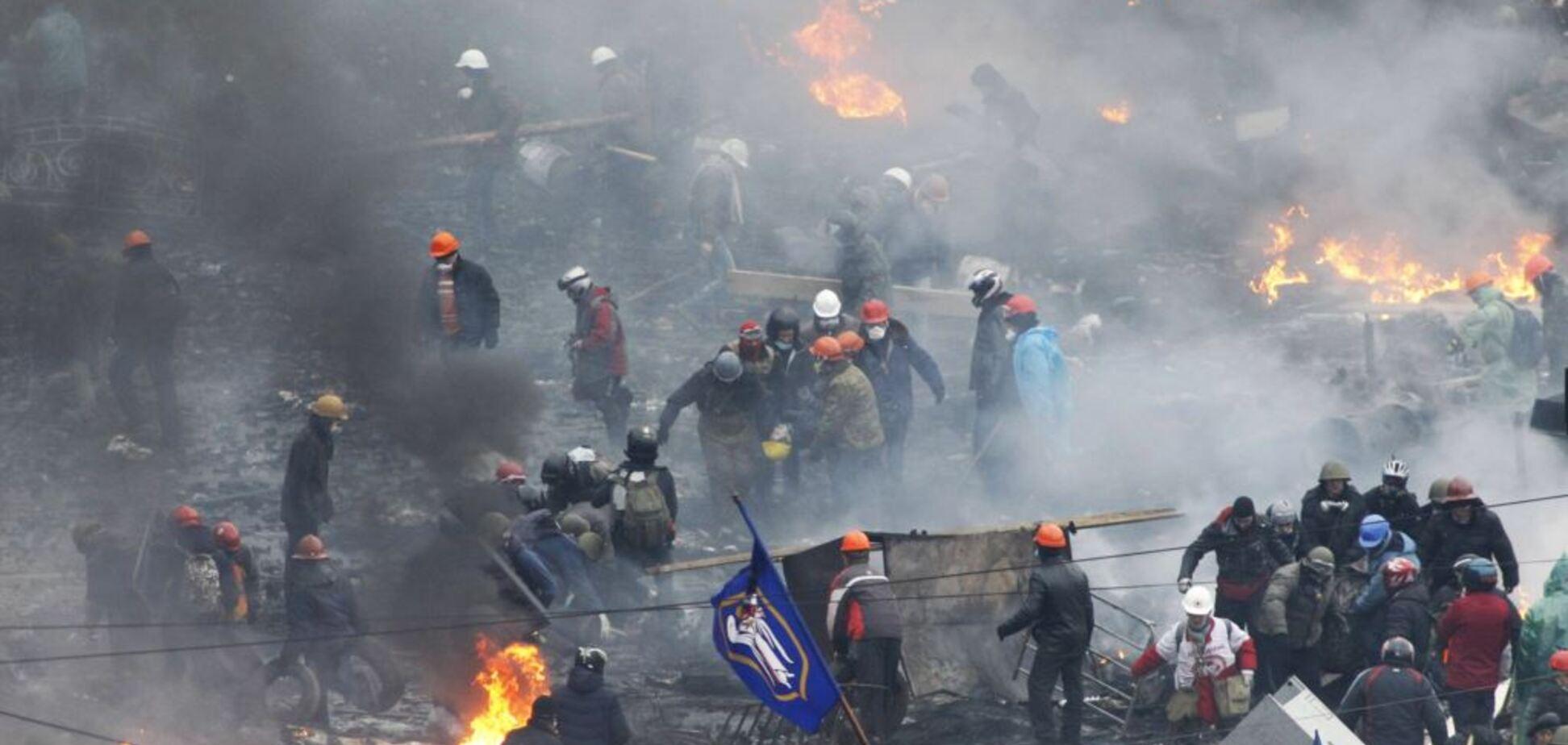 Розстріл Майдану: в готелі 'Україна' знайшли кулі