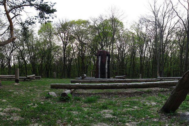 Лиса гора у Києві