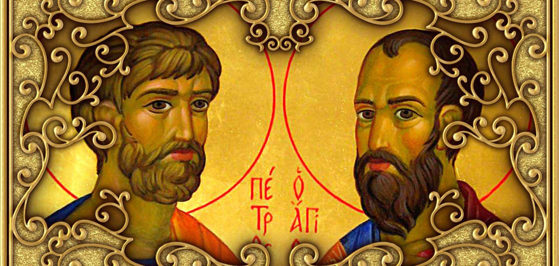 Петра і Павла 2018: що не можна робити в це свято