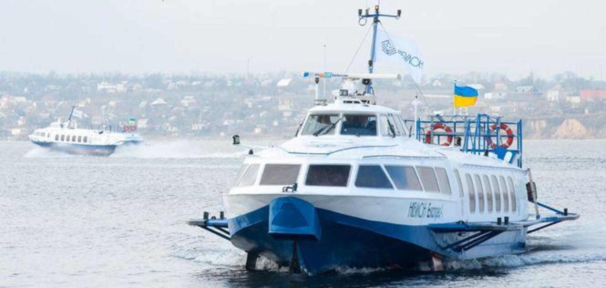 Сила води: чому закон про внутрішній водний транспорт слід приймати якнайшвидше