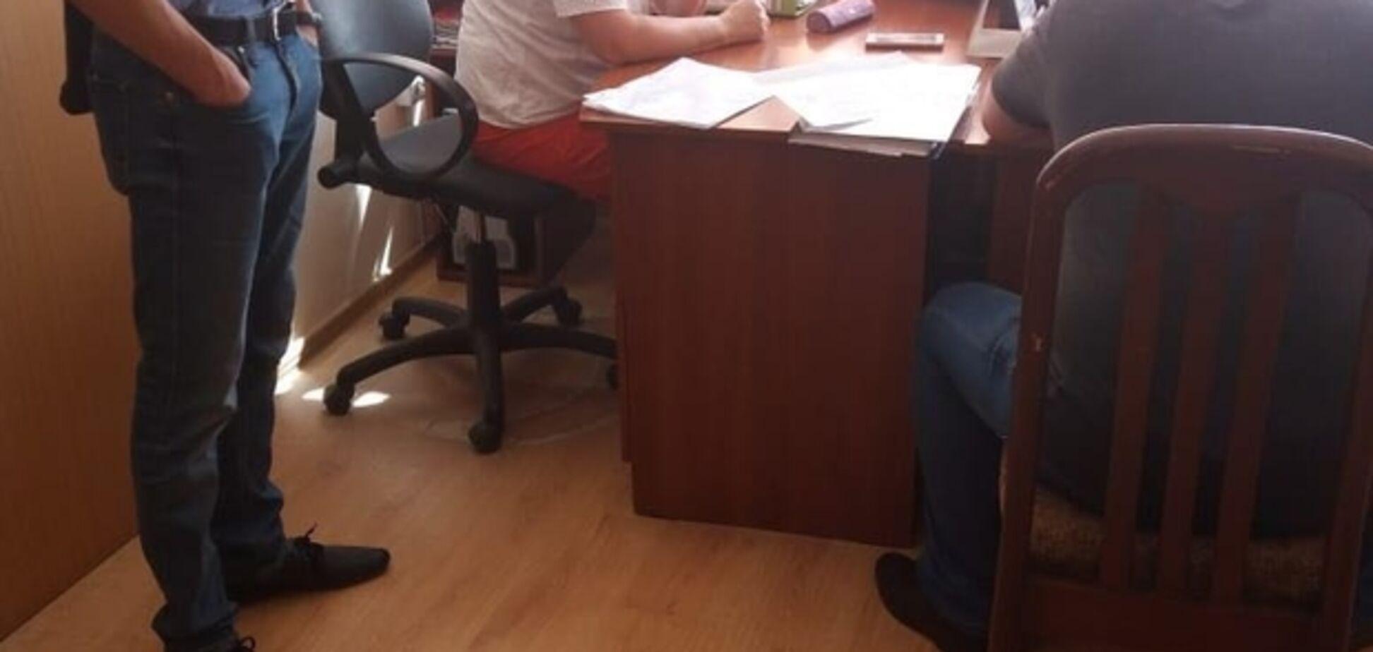 У мерію Черкас прийшла з обшуками прокуратура: опубліковані фото