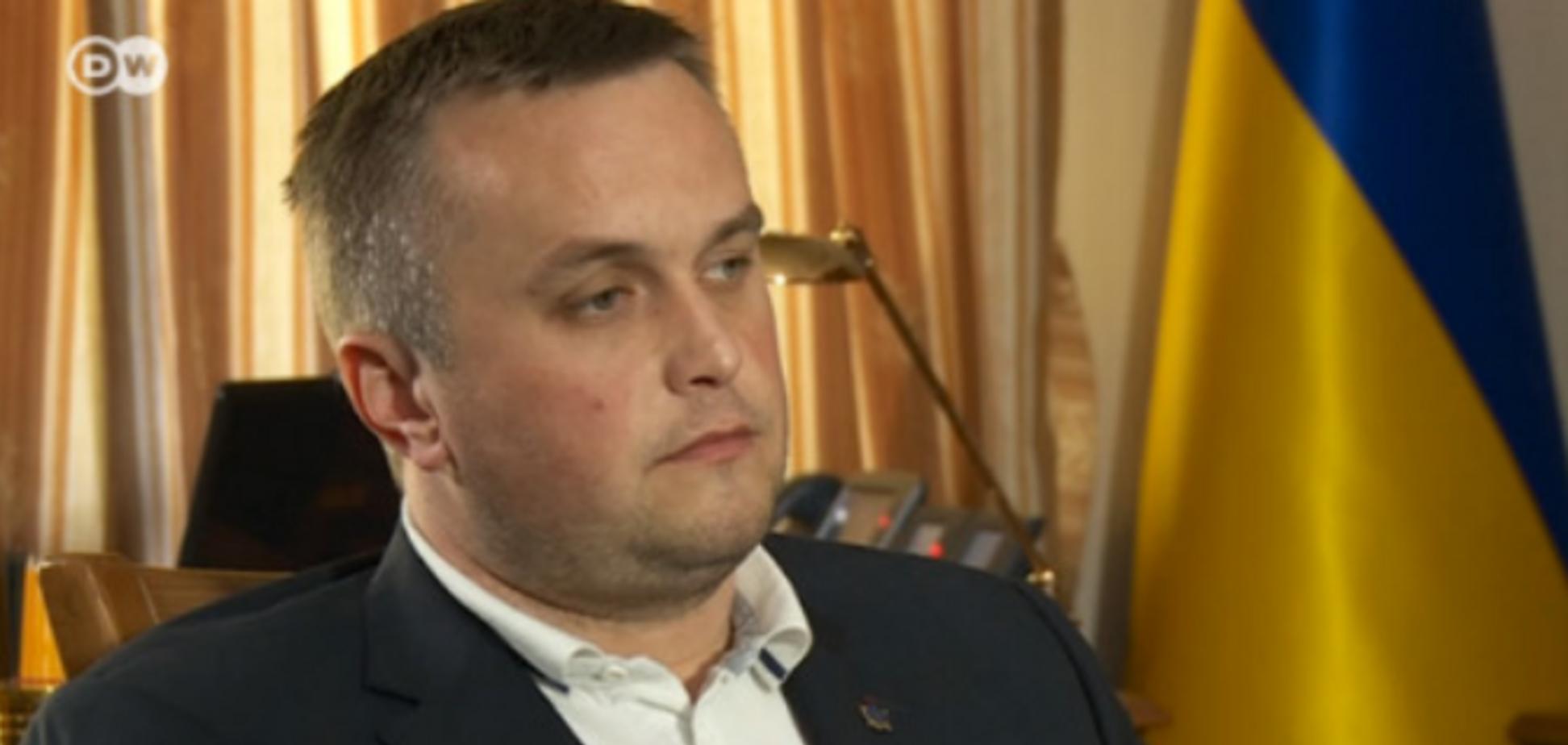 Луценко рассказал, когда решится судьба Холодницкого