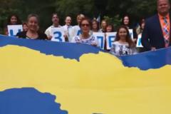 'Марионетки Путина': ФИФА напомнили, как весь мир провозглашал 'Слава Украине!'. Показательное видео