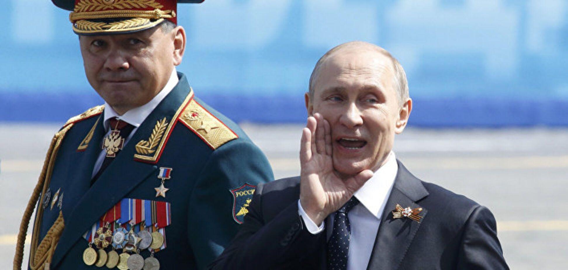 Це все США: Шойгу заявив, що 'війна між Україною і РФ неможлива'
