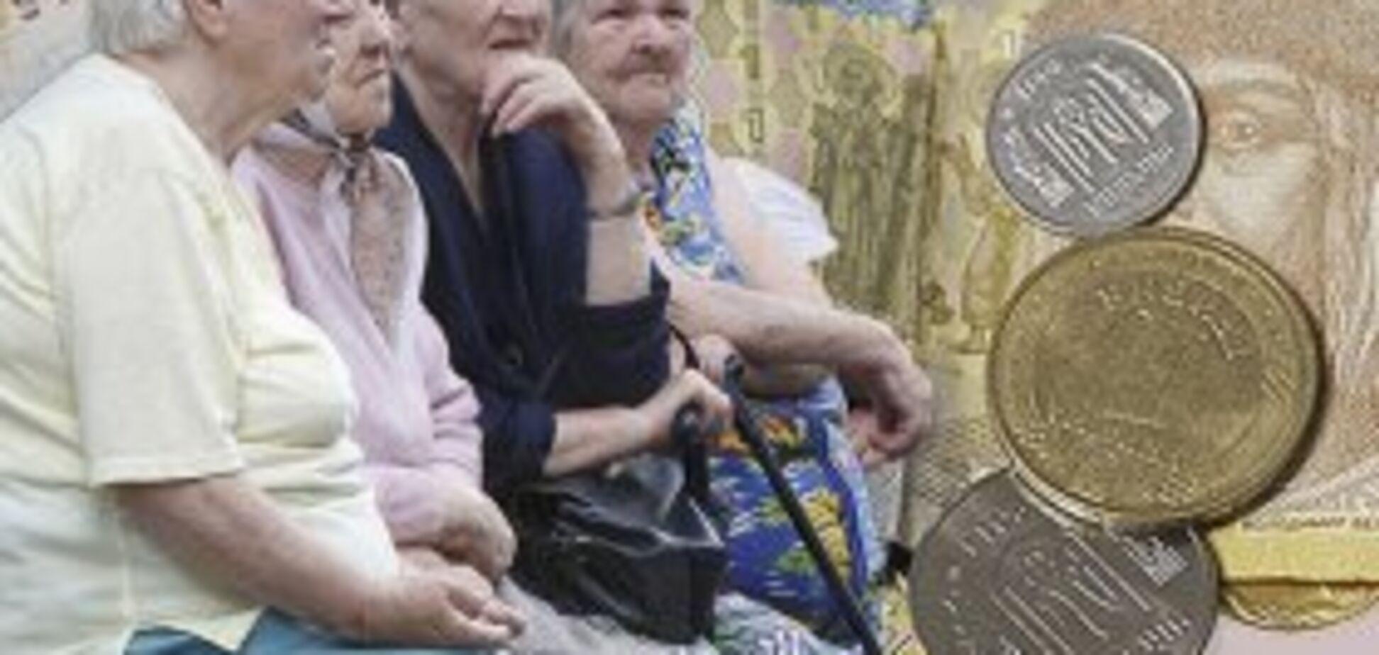 Государству пора вспомнить о своих обязательствах перед пенсионерами Донбасса