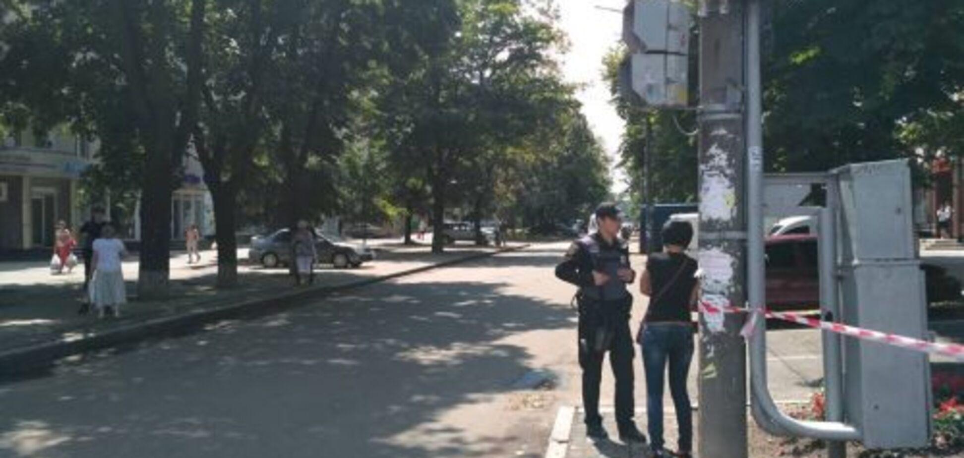 'Звучит автоматная очередь': что произошло в Черкассах