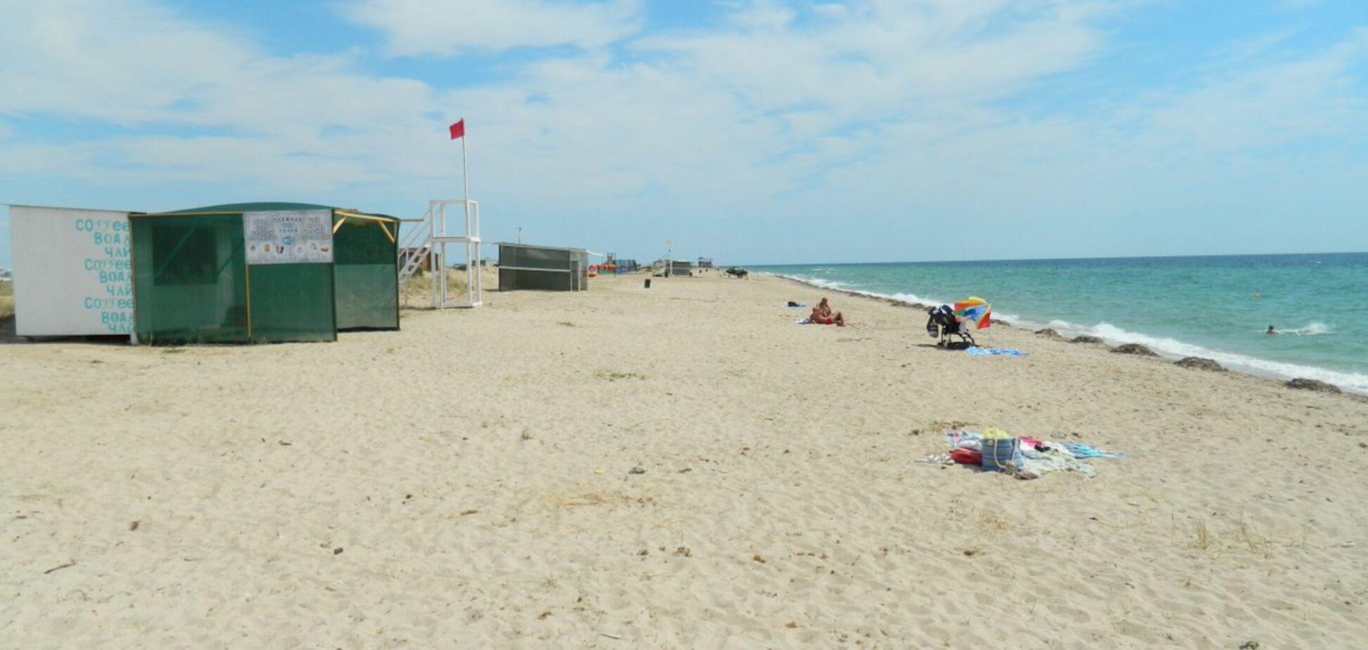 Крим: від цін жахаються, пляжі пусті