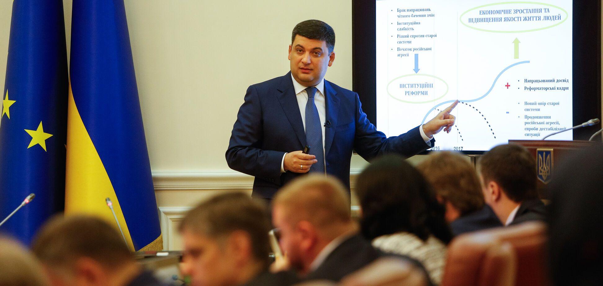 Схемы не вернутся: Гройсман рассказал о результатах борьбы с контрабандой в Украине