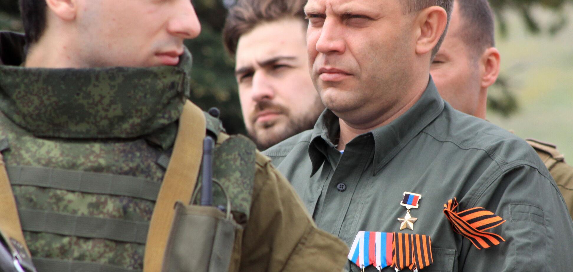 'Сместить Захарченко': раскрыты планы России по смене руководства 'ДНР'