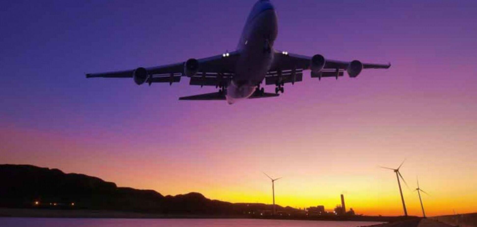 В 'Борисполе' экстренно сел самолет