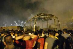 Сгорели в автобусе: в Иране произошла жуткая авария