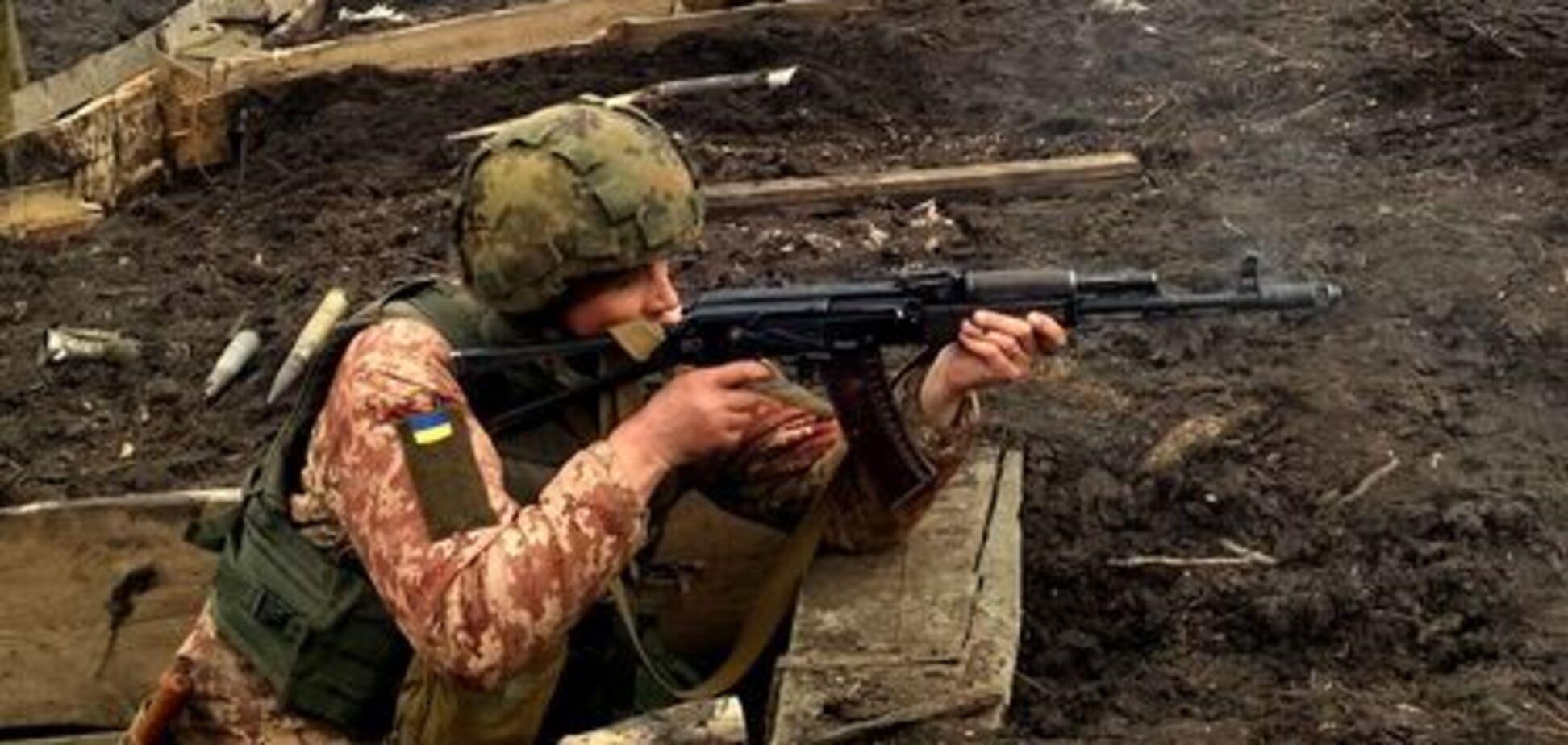 На Донбасі підірвалися терористи
