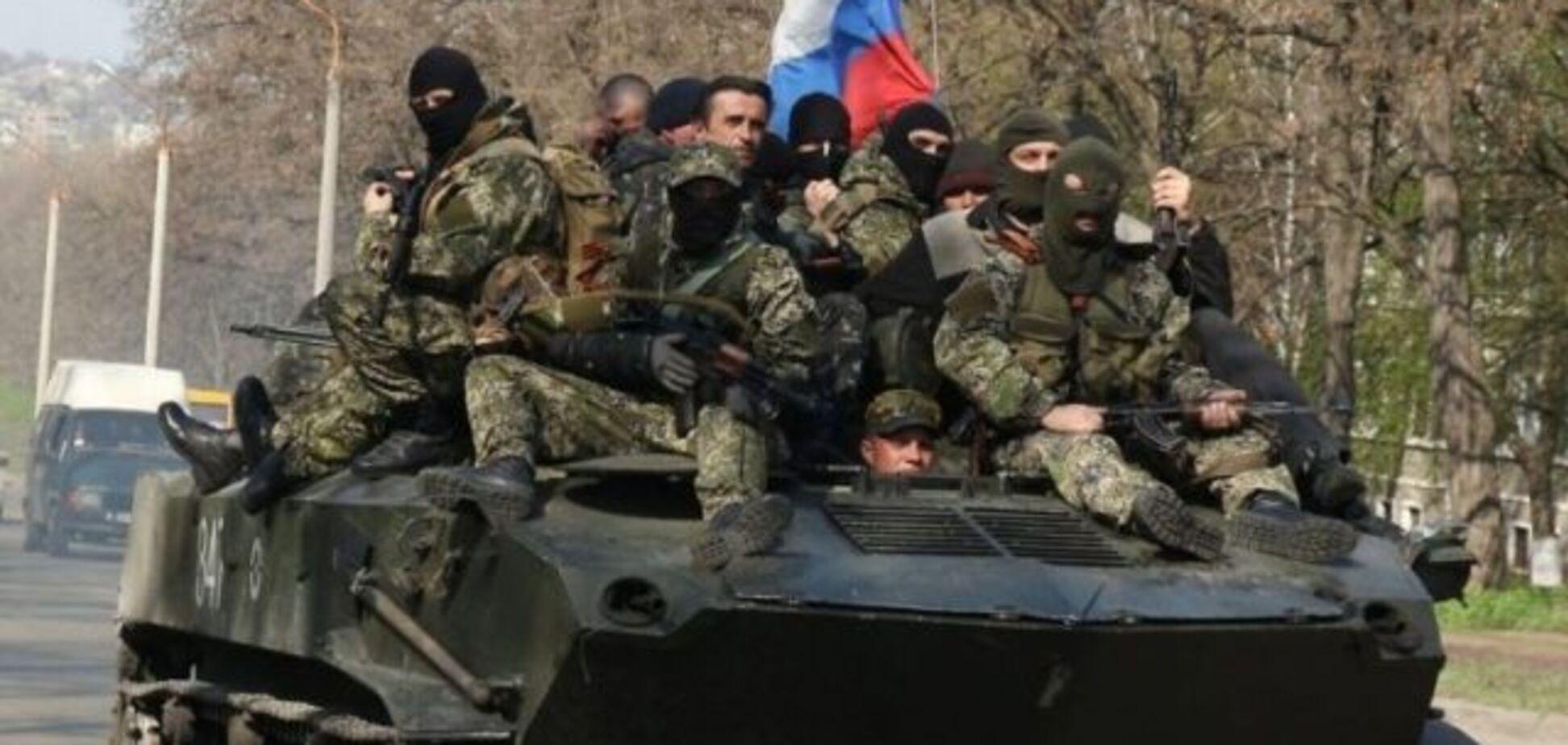 Маскировались: украинский партизан рассказал о российских военных на Донбассе