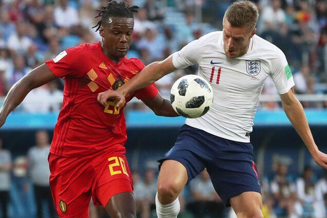 Бельгия - Англия: где смотреть матч за третье место ЧМ-2018