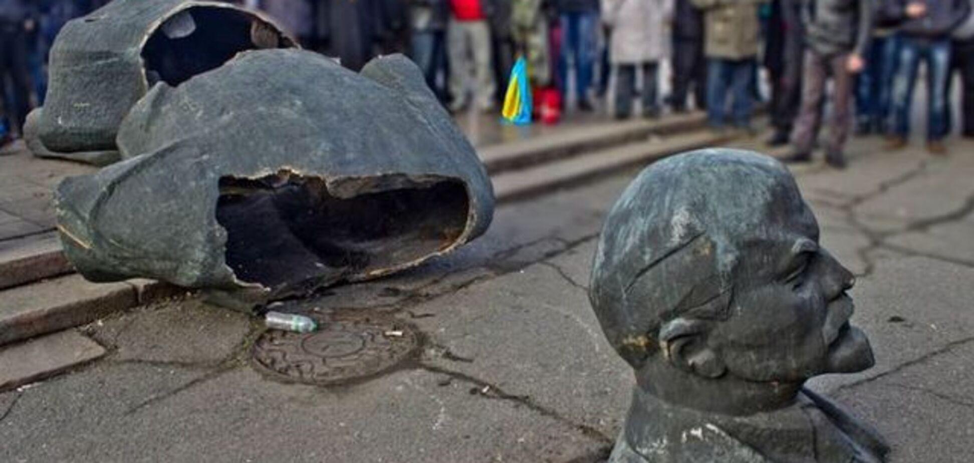 Як в УРСР український націоналізм пропагували