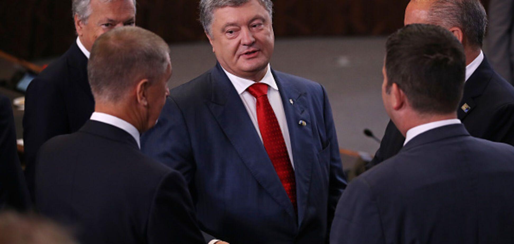 'Остановим!' Порошенко сделал предупреждение газопроводу Путина