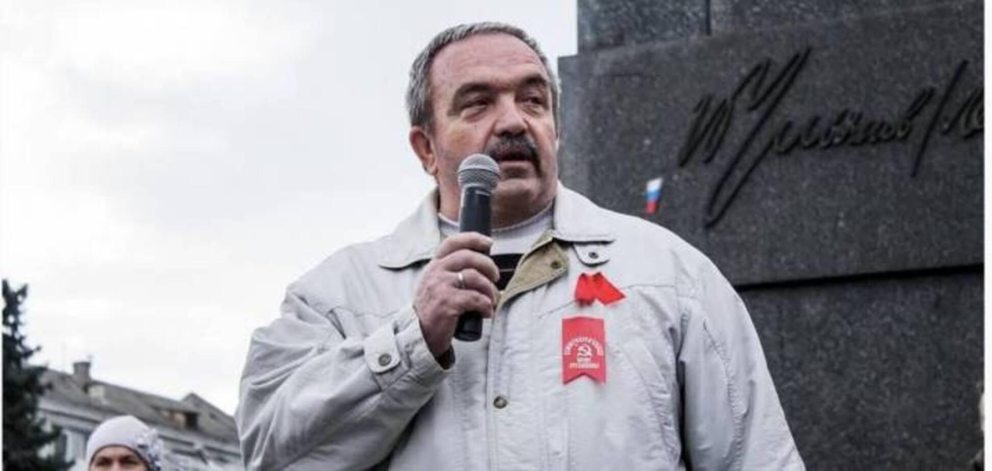 Приехал за пенсией: стало известно о незавидной судьбе 'отца ЛНР' в Украине