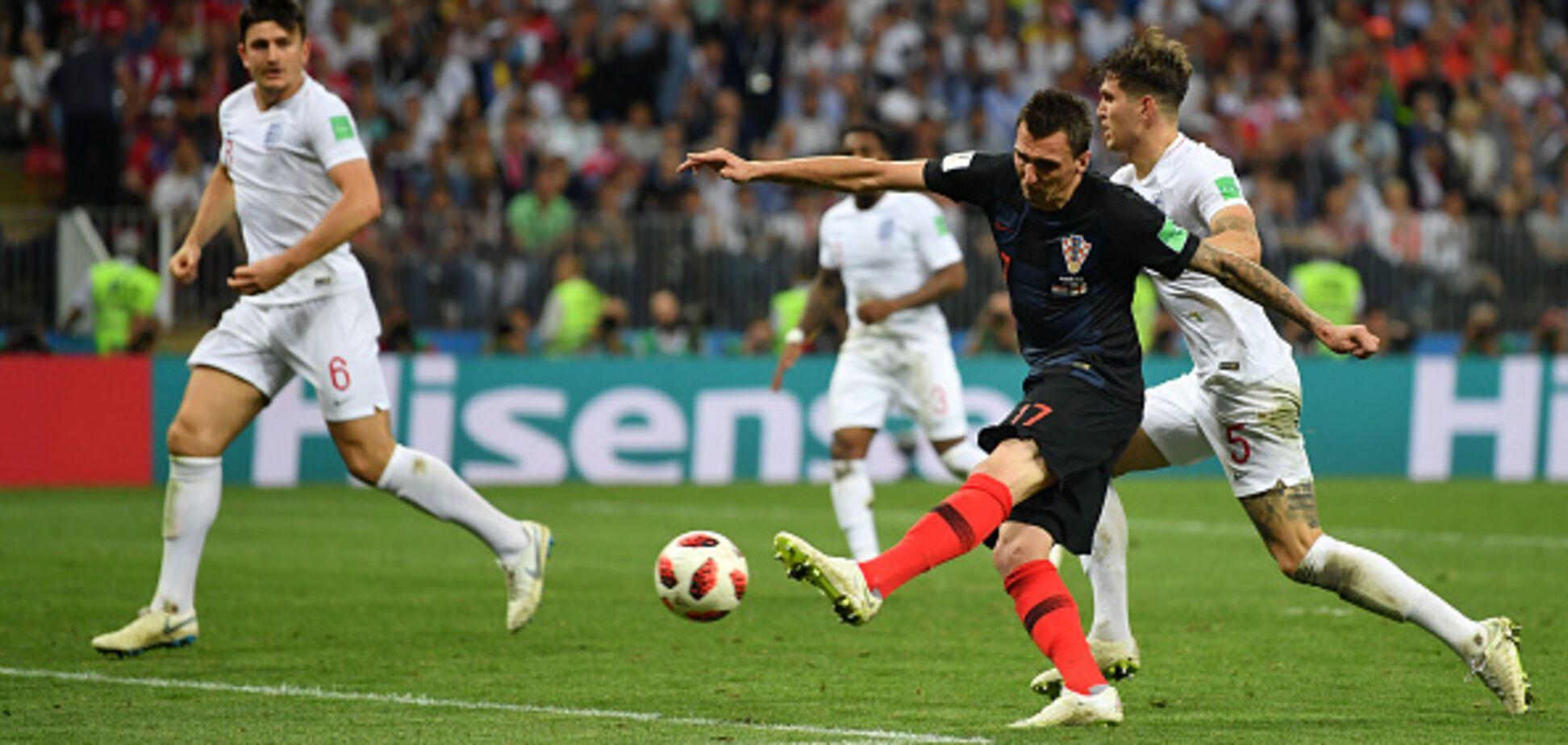 Англия - Хорватия: обзор полуфинала ЧМ-2018