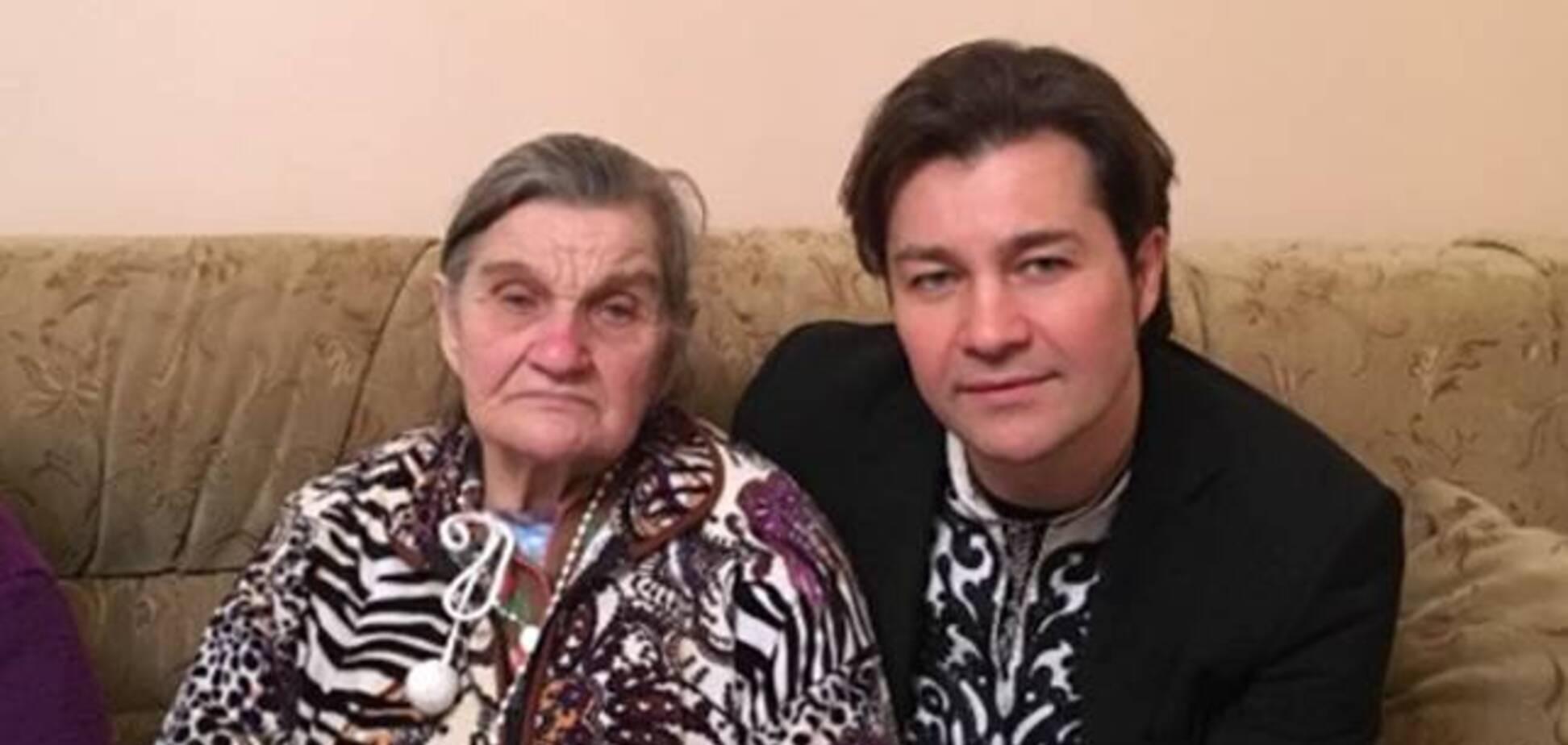 У министра культуры Украины умерла мать