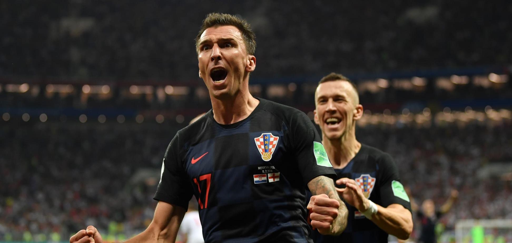 Хорватські яйця крутіше англійських: підсумки півфіналу ЧС-2018