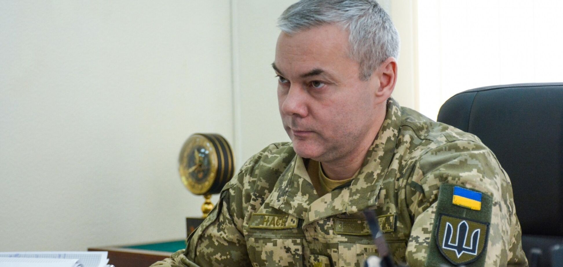 'Будем мстить': Наев рассказал о быстром окончании войны на Донбассе