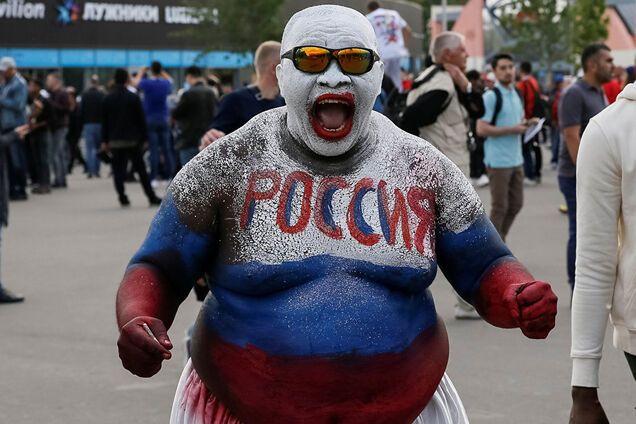 В России не живут русские