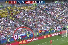 'Кримнашисти' порушили регламент ФІФА на ЧС-2018