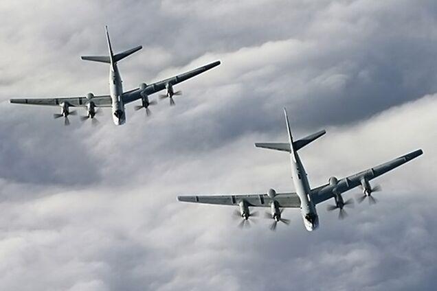 Бомбардировщики России ворвались в Южную Корею: в небо подняли истребители