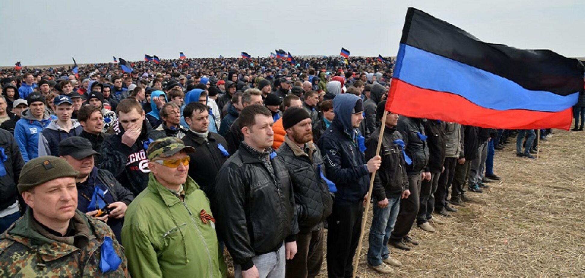 'Воюют за еду': украинский партизан рассказал о настроениях в 'Л/ДНР'