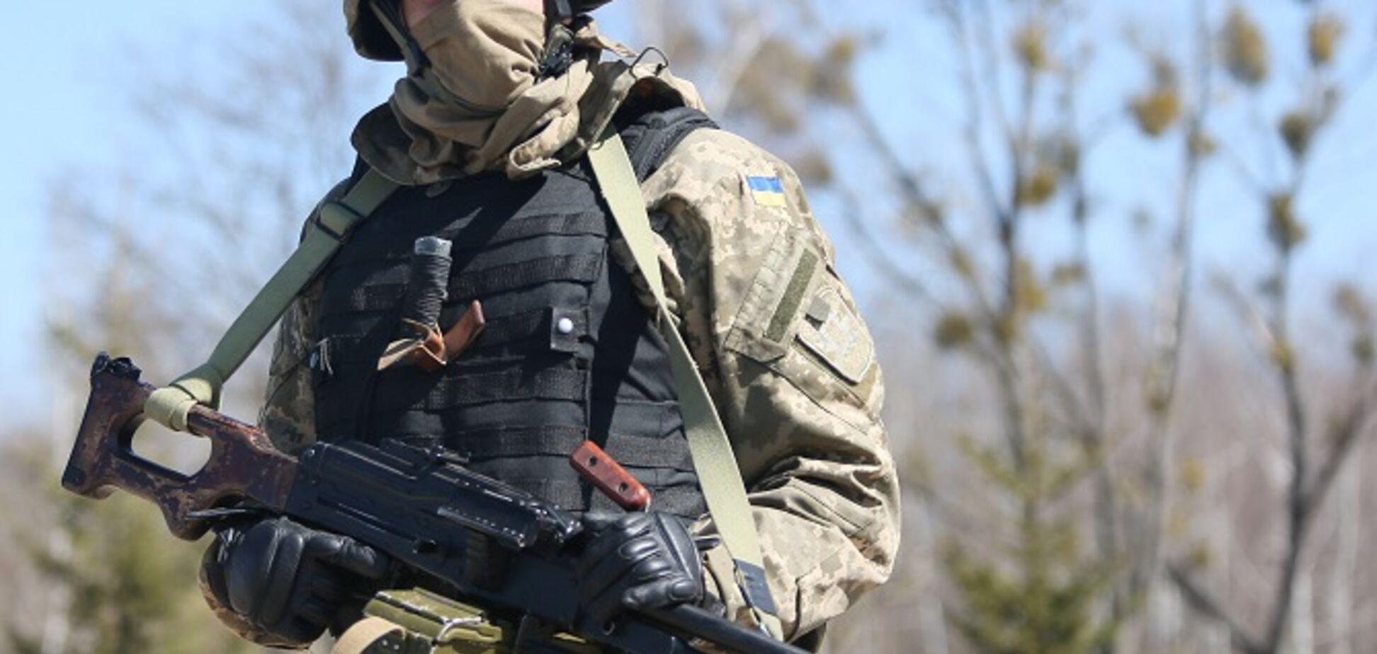 Террористы неудачно атаковали ВСУ на Донбассе и понесли потери