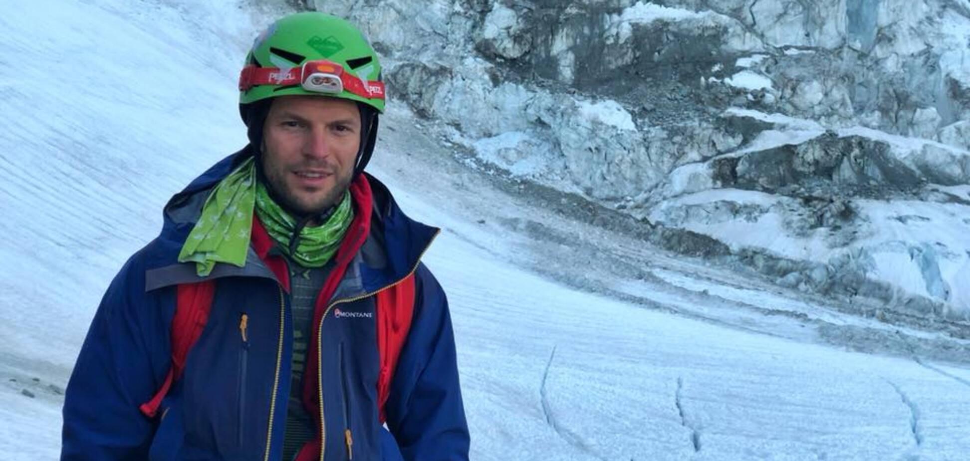 'Без сала там робити нічого': українець розповів про сходження на Еверест