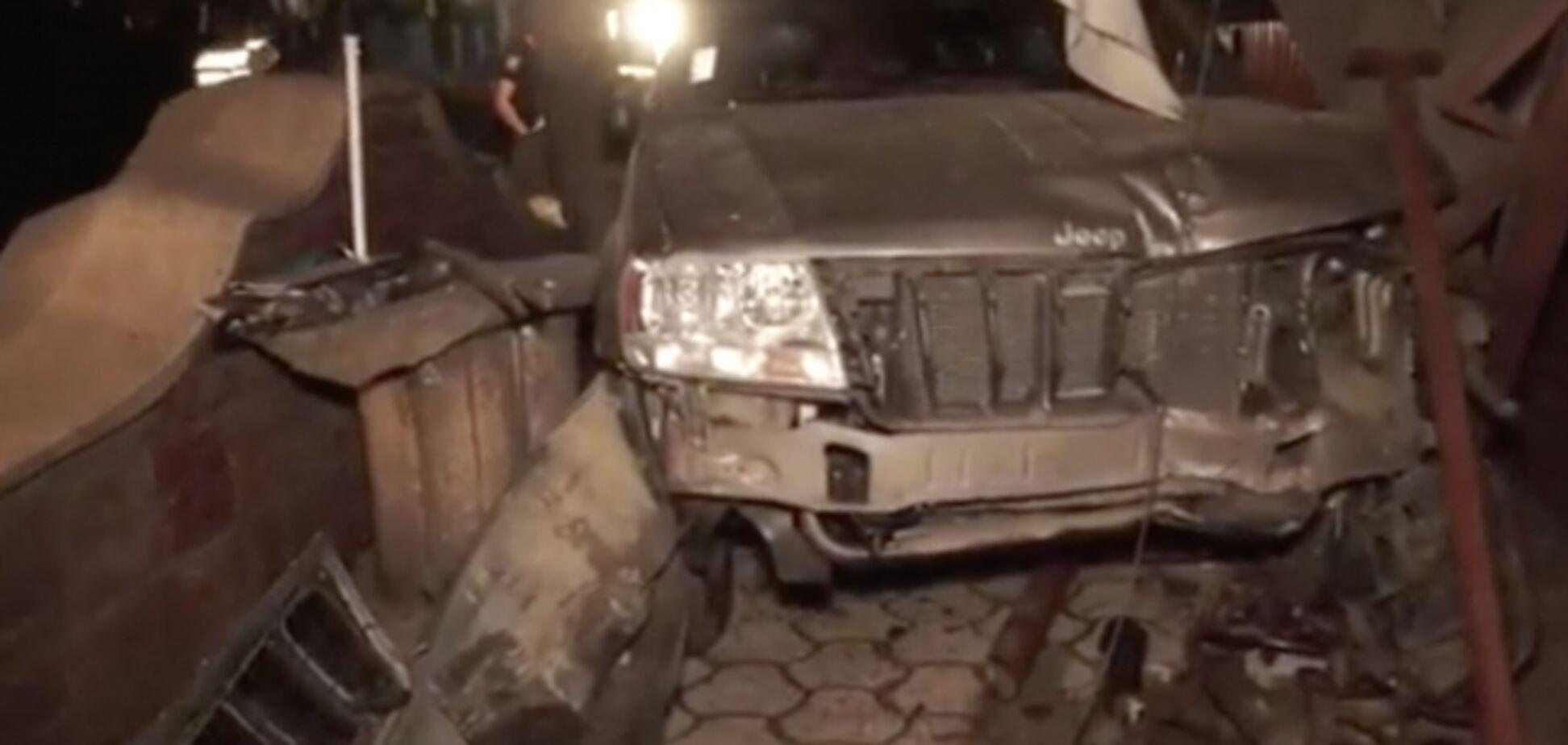 Пьяный чиновник на евроавто сбил насмерть женщину