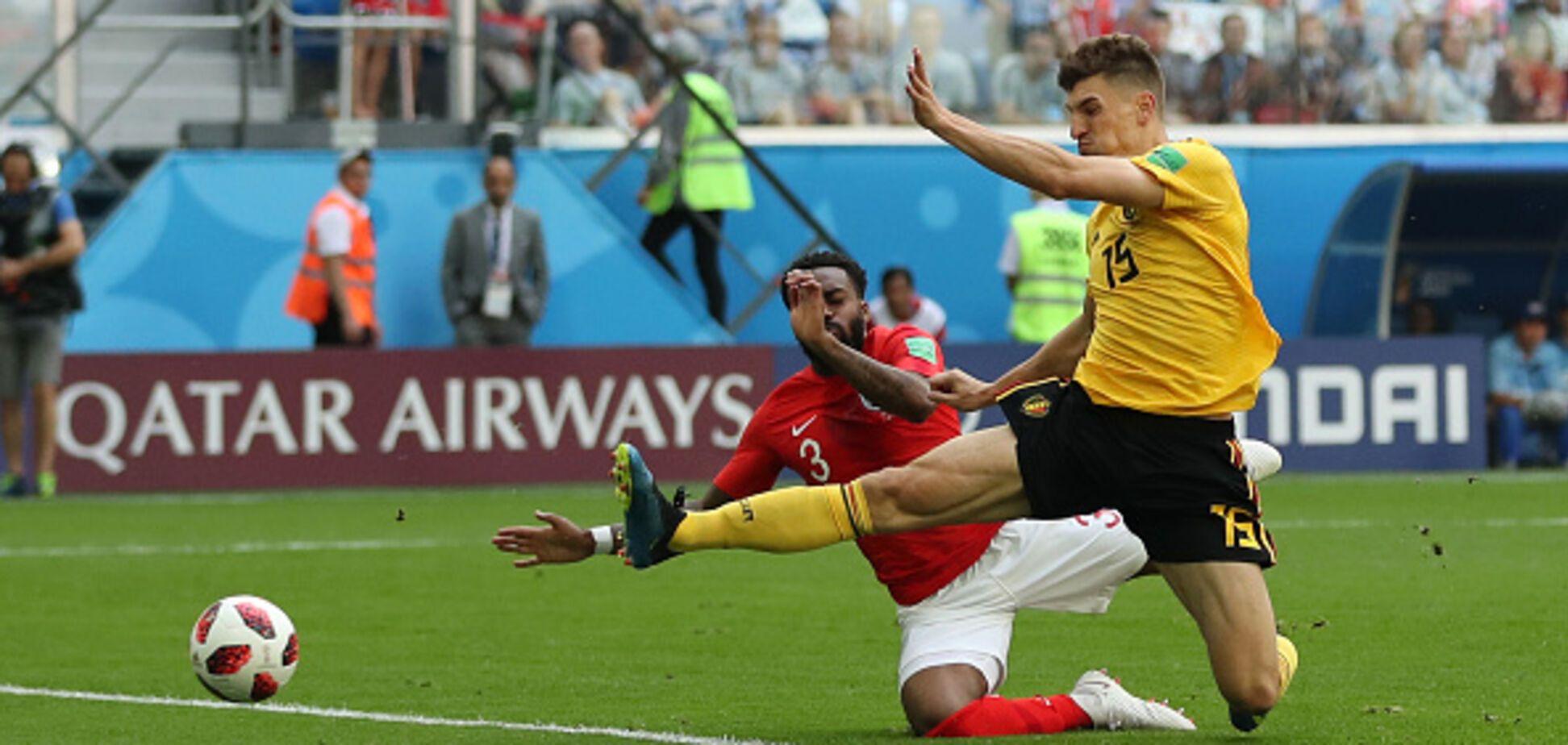 У матчі Бельгія - Англія визначився бронзовий призер ЧС-2018