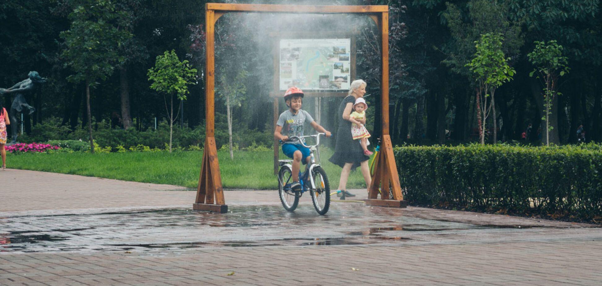 Ремонт за 38 миллионов: как сейчас выглядит парк 'Отрадный' в Киеве