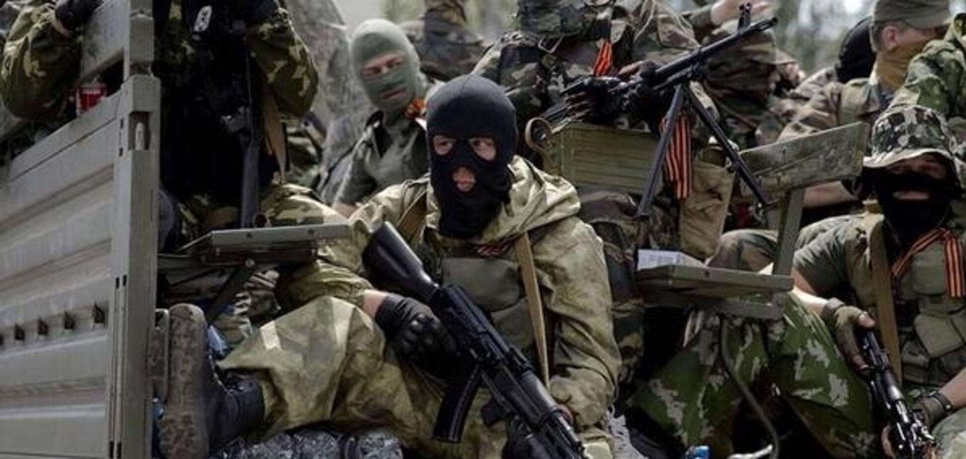 Кара сошла с небес: на Донбассе 'метеорит' разнес ДРГ террористов