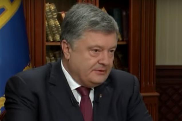 Встреча с Трампом и вступление Украины в НАТО: появилось полное интервью Порошенко