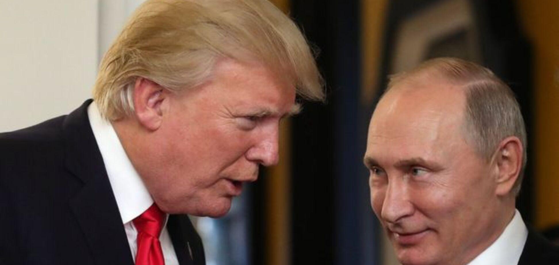 Трамп признает Крым? Озвучены три результата переговоров с Путиным