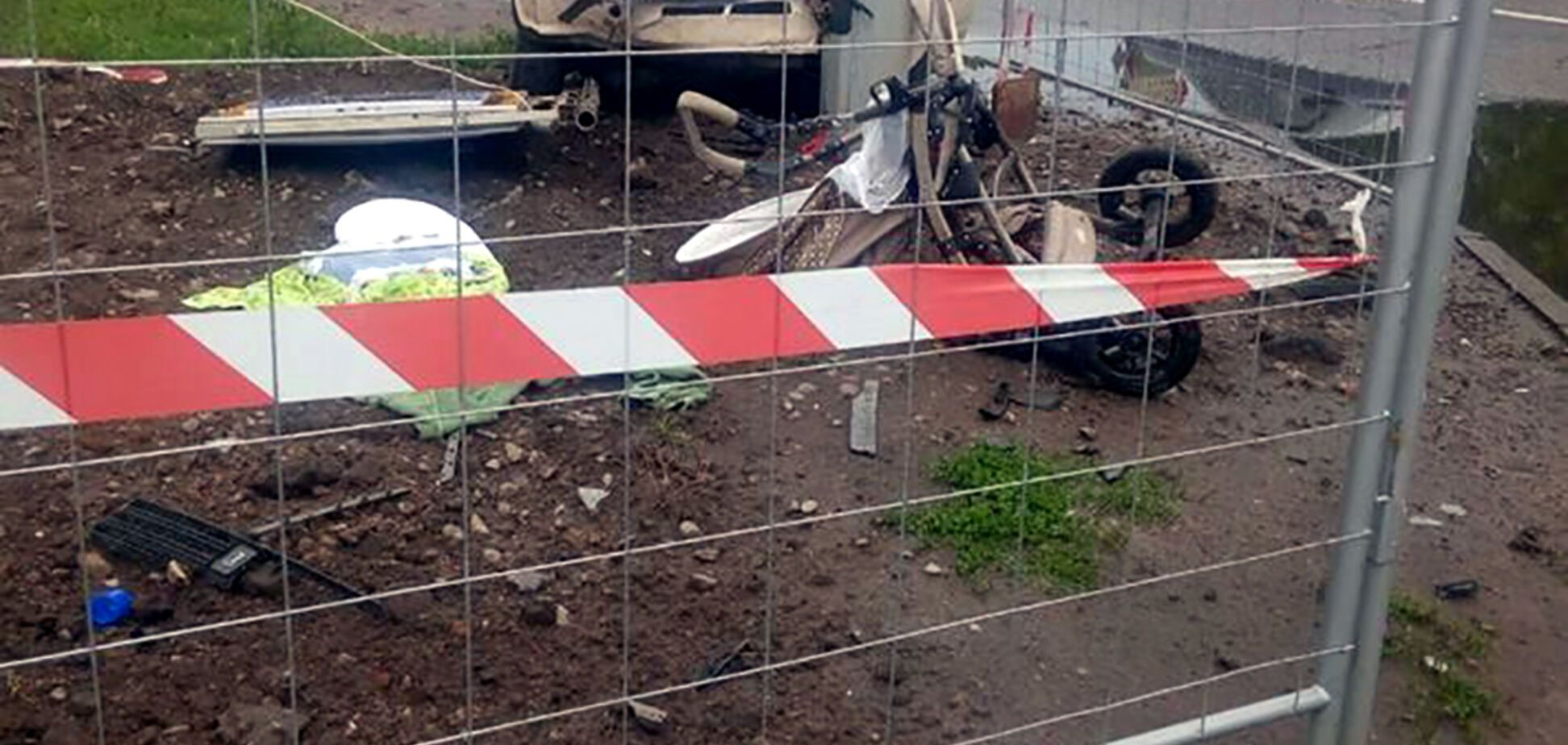 В Харькове задержали водителя, убившего младенца