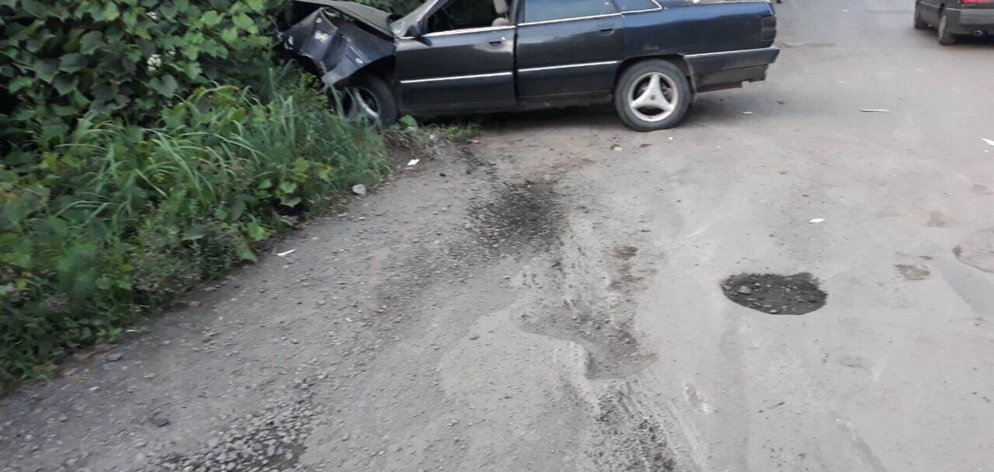Страшное ДТП на Закарпатье: пьяный водитель влетел в авто с детьми