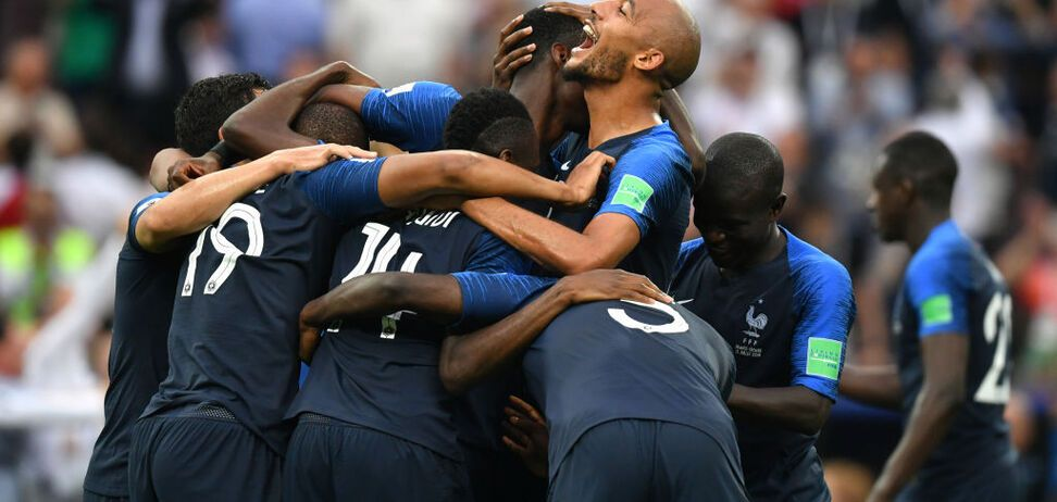 Франция – Хорватия: онлайн-трансляция финального матча ЧМ-2018