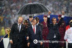 Путіна затаврували ганьбою через хамство на церемонії нагородження ЧС-2018