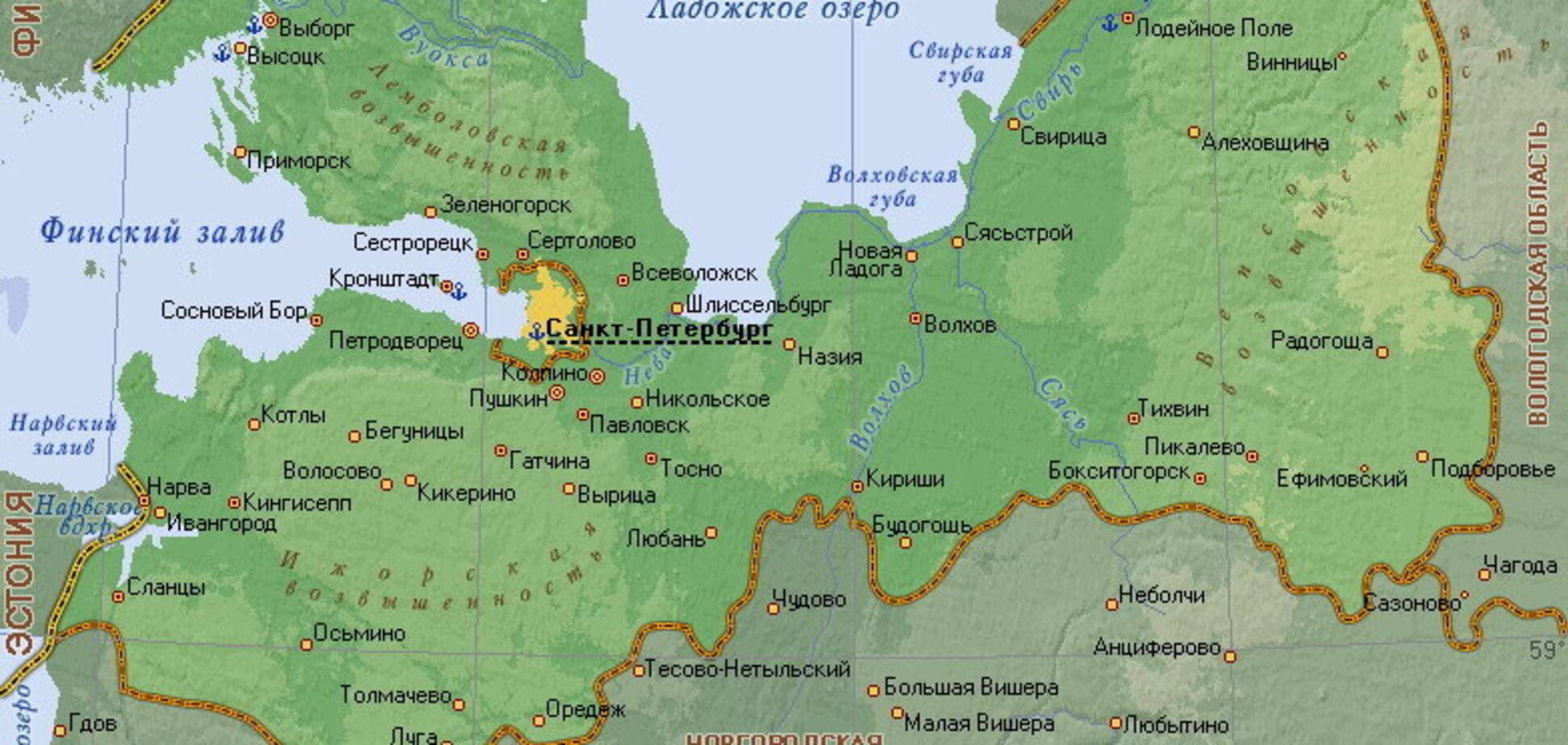 В Финляндии Путину предложили вернуть оккупированный город