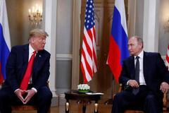 Трамп і Путін провели переговори і прес-конференцію: всі подробиці