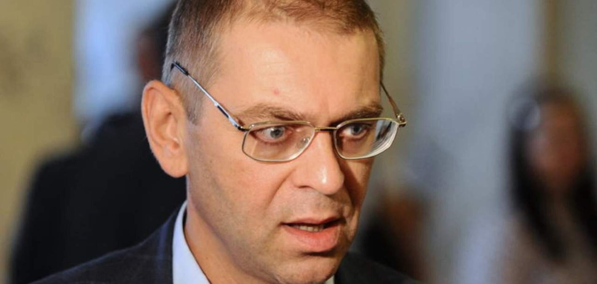 Угрожал убийством: на Пашинского завели новое дело